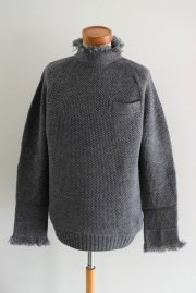 <img class='new_mark_img1' src='//img.shop-pro.jp/img/new/icons2.gif' style='border:none;display:inline;margin:0px;padding:0px;width:auto;' />sacai man<br>KNIT PULLOVER