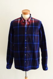 <img class='new_mark_img1' src='//img.shop-pro.jp/img/new/icons47.gif' style='border:none;display:inline;margin:0px;padding:0px;width:auto;' />sacai man<br>FLANNEL PLAID SHIRTS