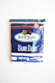 BLUE BLUE × FRUIT OF THE LOOM<br>BORDER CN 2PACK POCKET TEE NO.2<br>【B】