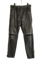 sacai<br>Denim Pants<br>【2カラー】