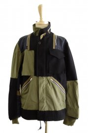 <img class='new_mark_img1' src='//img.shop-pro.jp/img/new/icons47.gif' style='border:none;display:inline;margin:0px;padding:0px;width:auto;' />sacai<br>Cotton Nylon Oxford Blouson