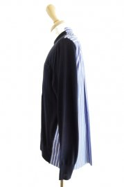 sacai<br>Wool Knit Pullover