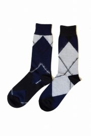 <img class='new_mark_img1' src='https://img.shop-pro.jp/img/new/icons47.gif' style='border:none;display:inline;margin:0px;padding:0px;width:auto;' />sacai<br>Argyle Socks