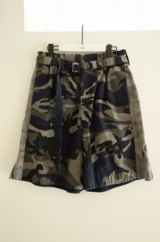 <img class='new_mark_img1' src='//img.shop-pro.jp/img/new/icons47.gif' style='border:none;display:inline;margin:0px;padding:0px;width:auto;' />sacai<br>Camouflage Shorts