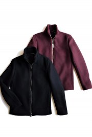<img class='new_mark_img1' src='//img.shop-pro.jp/img/new/icons47.gif' style='border:none;display:inline;margin:0px;padding:0px;width:auto;' />junhashimoto<br>WING COLLAR BLOUSON<br>【2カラー】