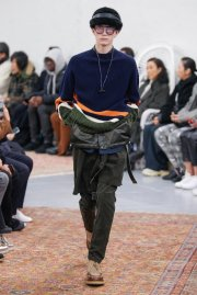 <img class='new_mark_img1' src='https://img.shop-pro.jp/img/new/icons53.gif' style='border:none;display:inline;margin:0px;padding:0px;width:auto;' />sacai 2019A/W<br>Wool Pullover