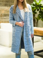 <img class='new_mark_img1' src='https://img.shop-pro.jp/img/new/icons53.gif' style='border:none;display:inline;margin:0px;padding:0px;width:auto;' />BAREFOOT DREAMS<br> Hooded Long Cardigan