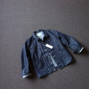 <img class='new_mark_img1' src='https://img.shop-pro.jp/img/new/icons2.gif' style='border:none;display:inline;margin:0px;padding:0px;width:auto;' />STILL BY HAND<br>DENIM JACKET