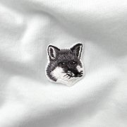 <img class='new_mark_img1' src='https://img.shop-pro.jp/img/new/icons2.gif' style='border:none;display:inline;margin:0px;padding:0px;width:auto;' />GREY FOX HEAD PATCH<br>TEE-SHIRT