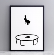 <img class='new_mark_img1' src='https://img.shop-pro.jp/img/new/icons53.gif' style='border:none;display:inline;margin:0px;padding:0px;width:auto;' />Bouncing Rabbit Print
