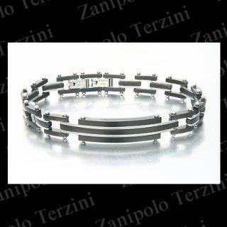 a1477 Zanipolo Terzini ザニポロ タルツィーニ ブレスレットIPコーティング