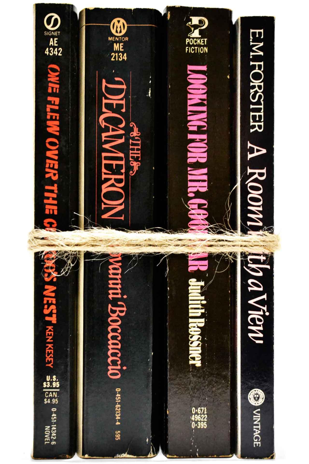 洋書 ディスプレイ用 4冊セット RZ-5019