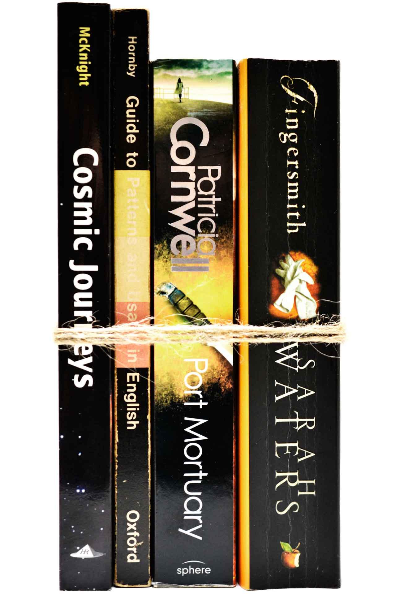 洋書 ディスプレイ用 4冊セット RZ-5180
