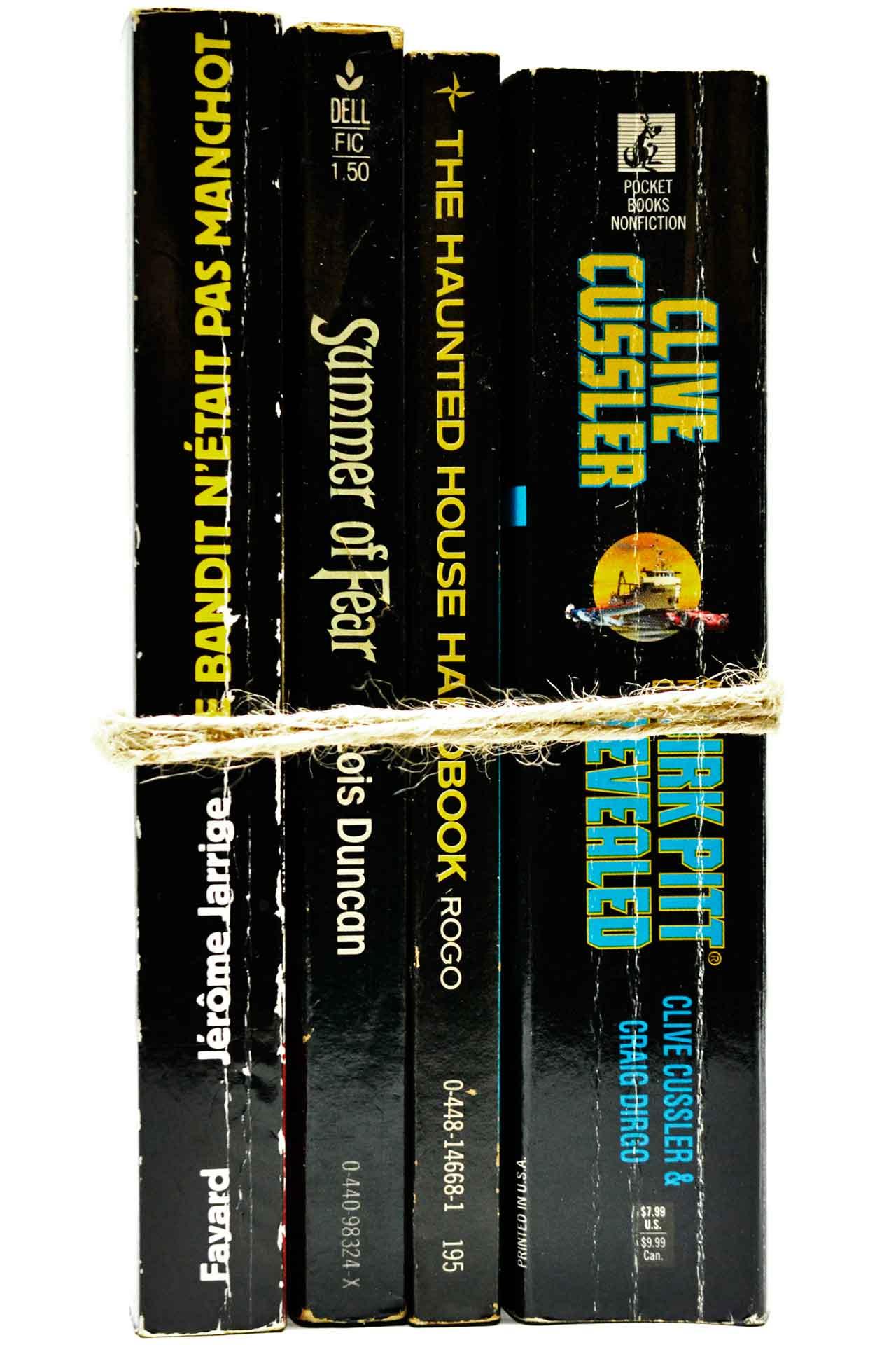 洋書 ディスプレイ用 4冊セット RZ-5380