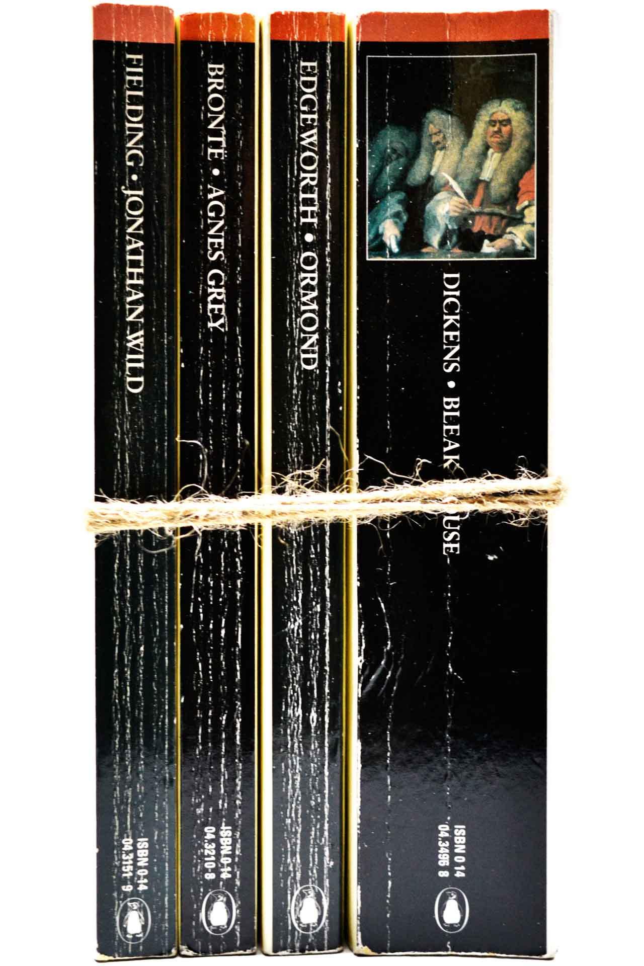 洋書 ディスプレイ用 4冊セット RZ-5475