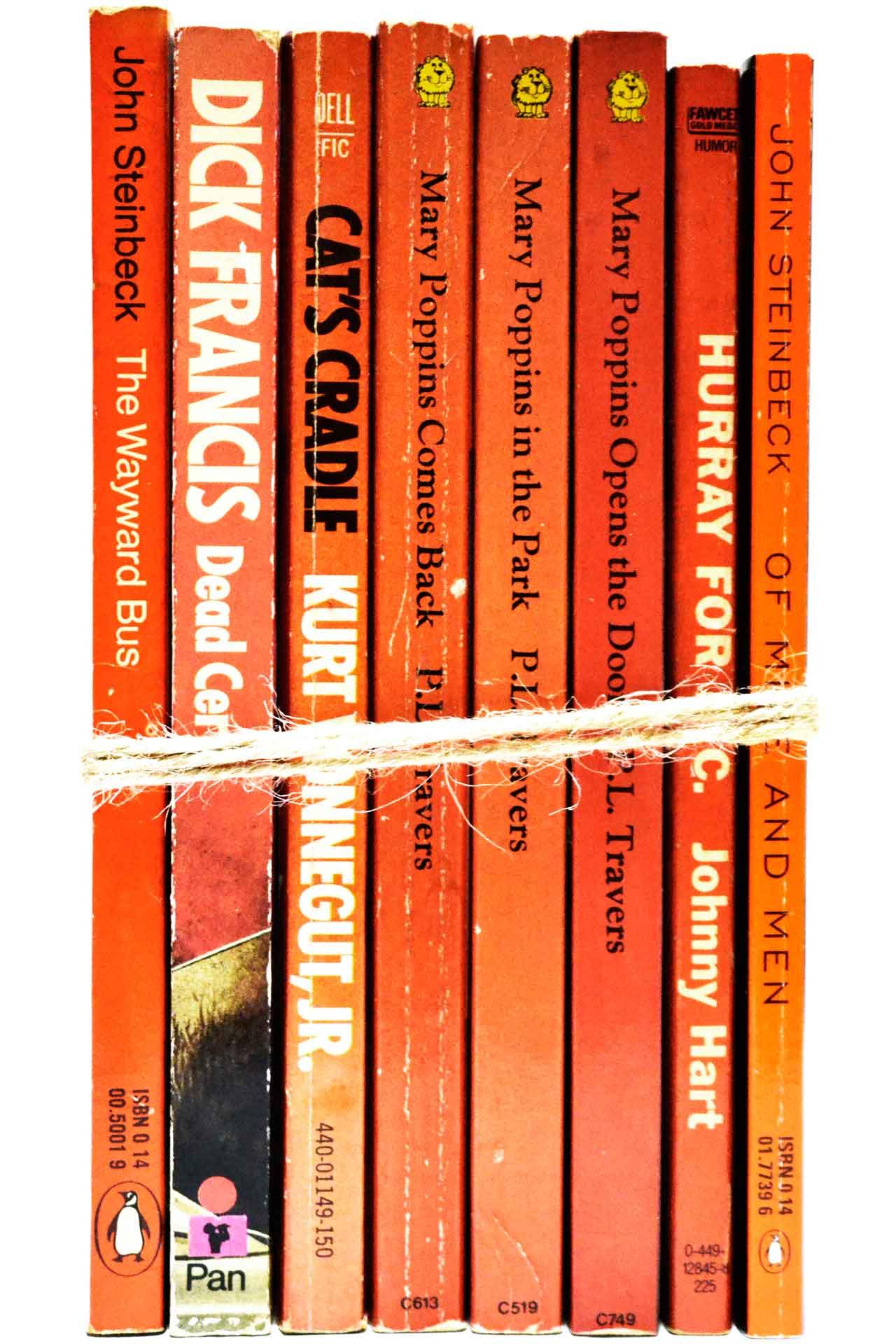 洋書 ディスプレイ用 8冊セット RZ-5522