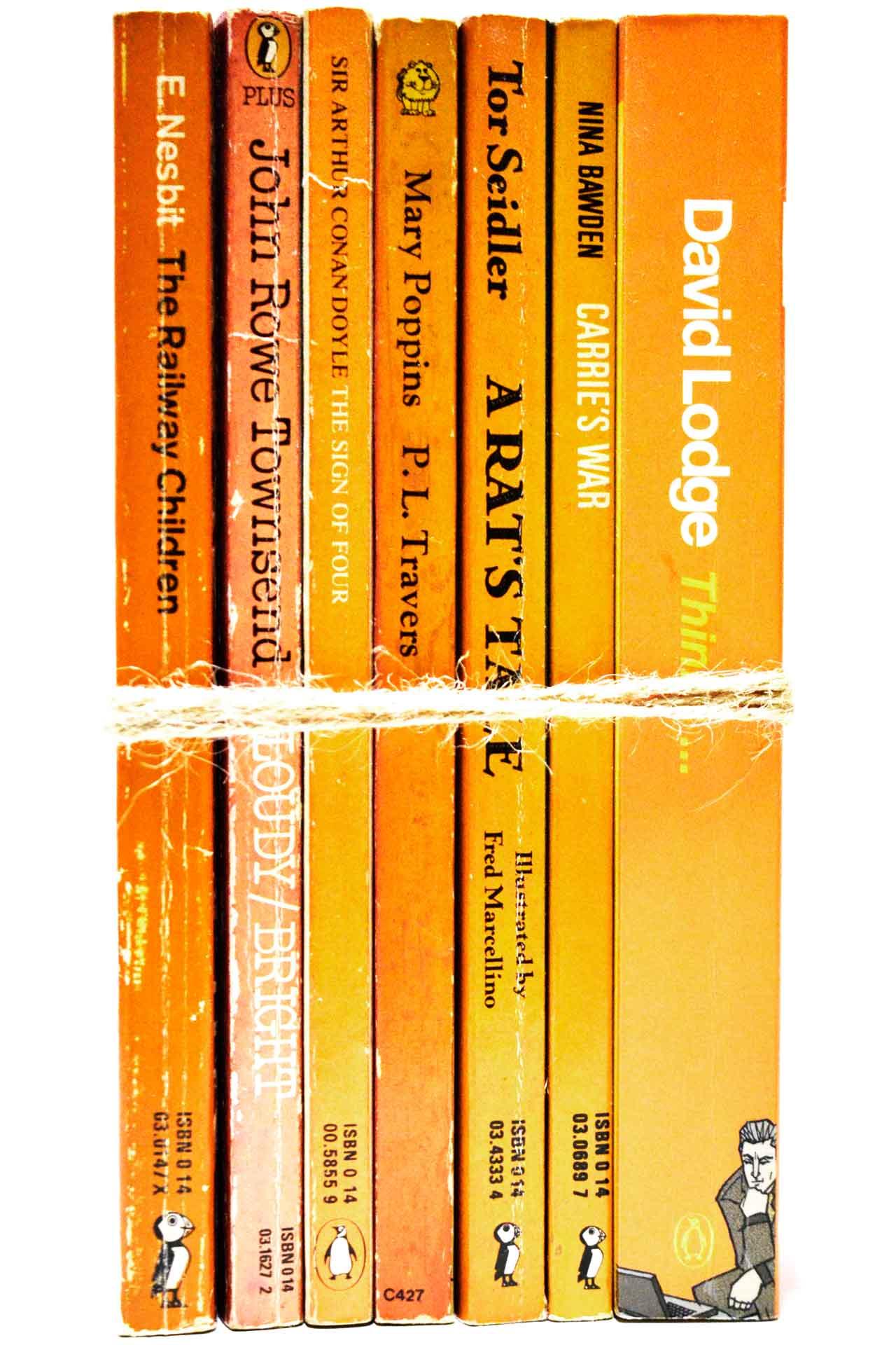 洋書 ディスプレイ用 7冊セット RZ-5534