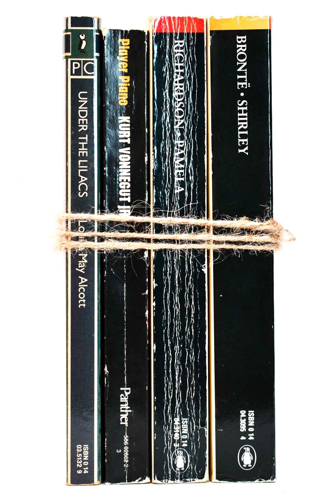 洋書 ディスプレイ用 4冊セット RZ-6000