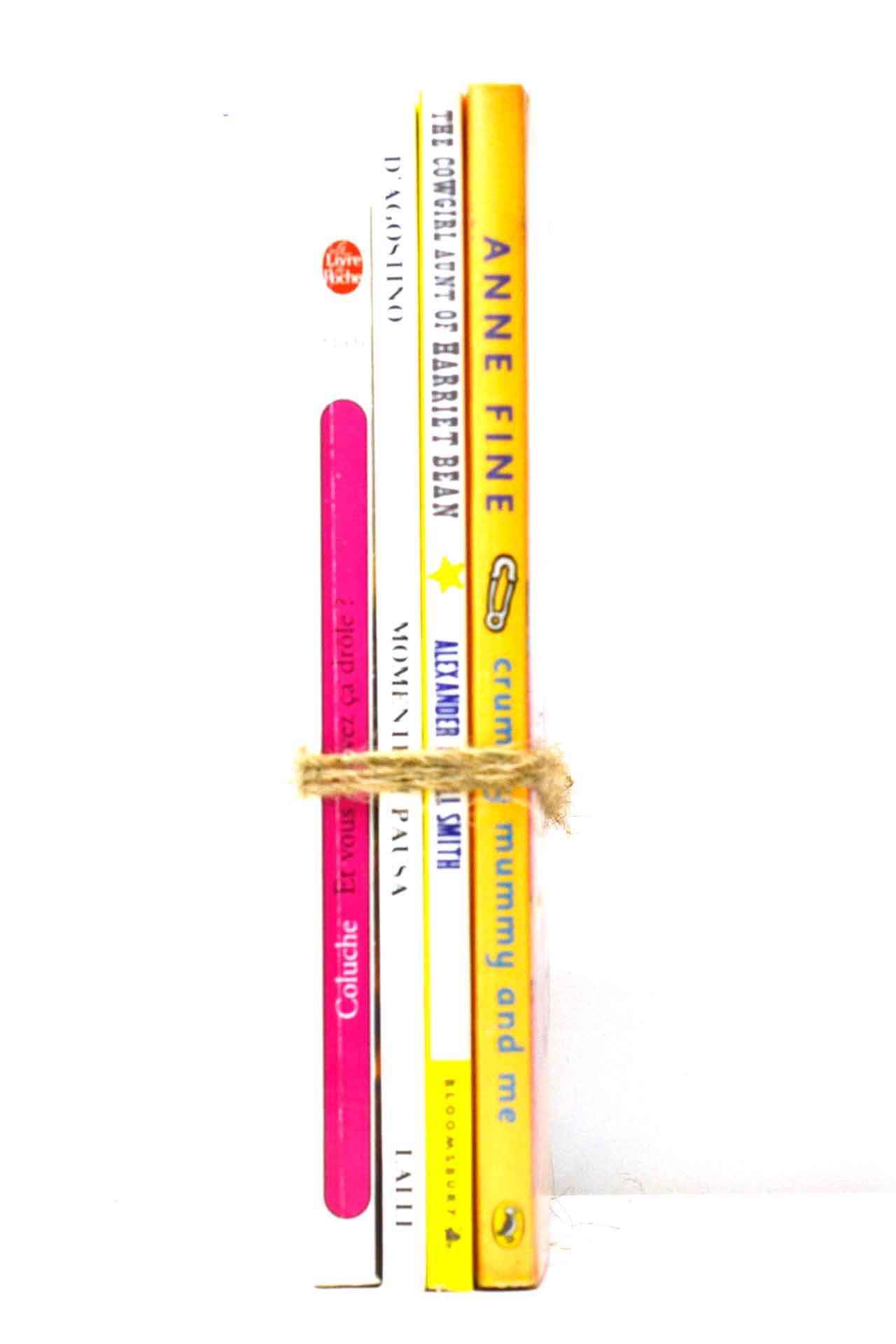 洋書 ディスプレイ用 4冊セット RZ-5681