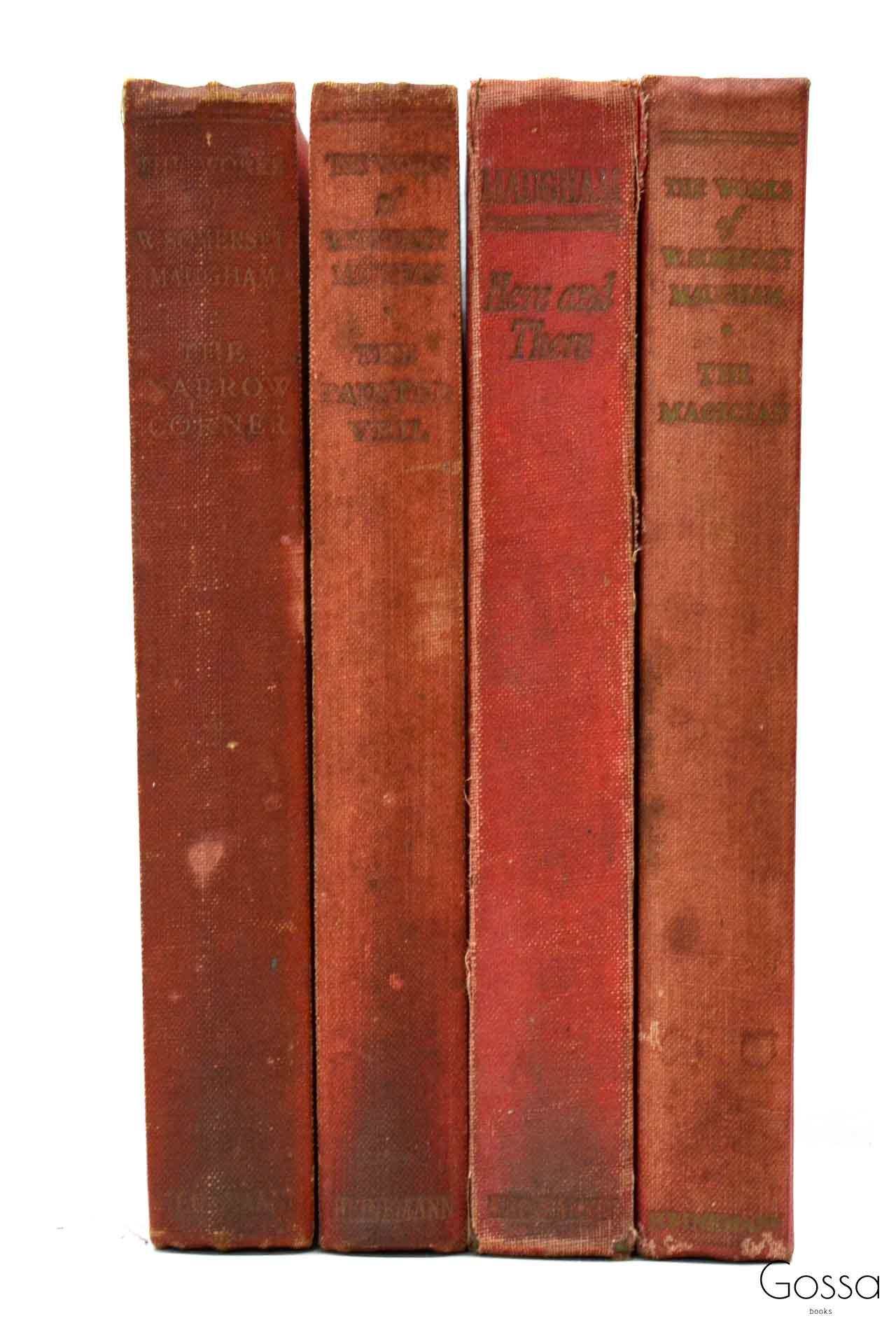 洋書 ディスプレイ用 4冊セット RZ-5856