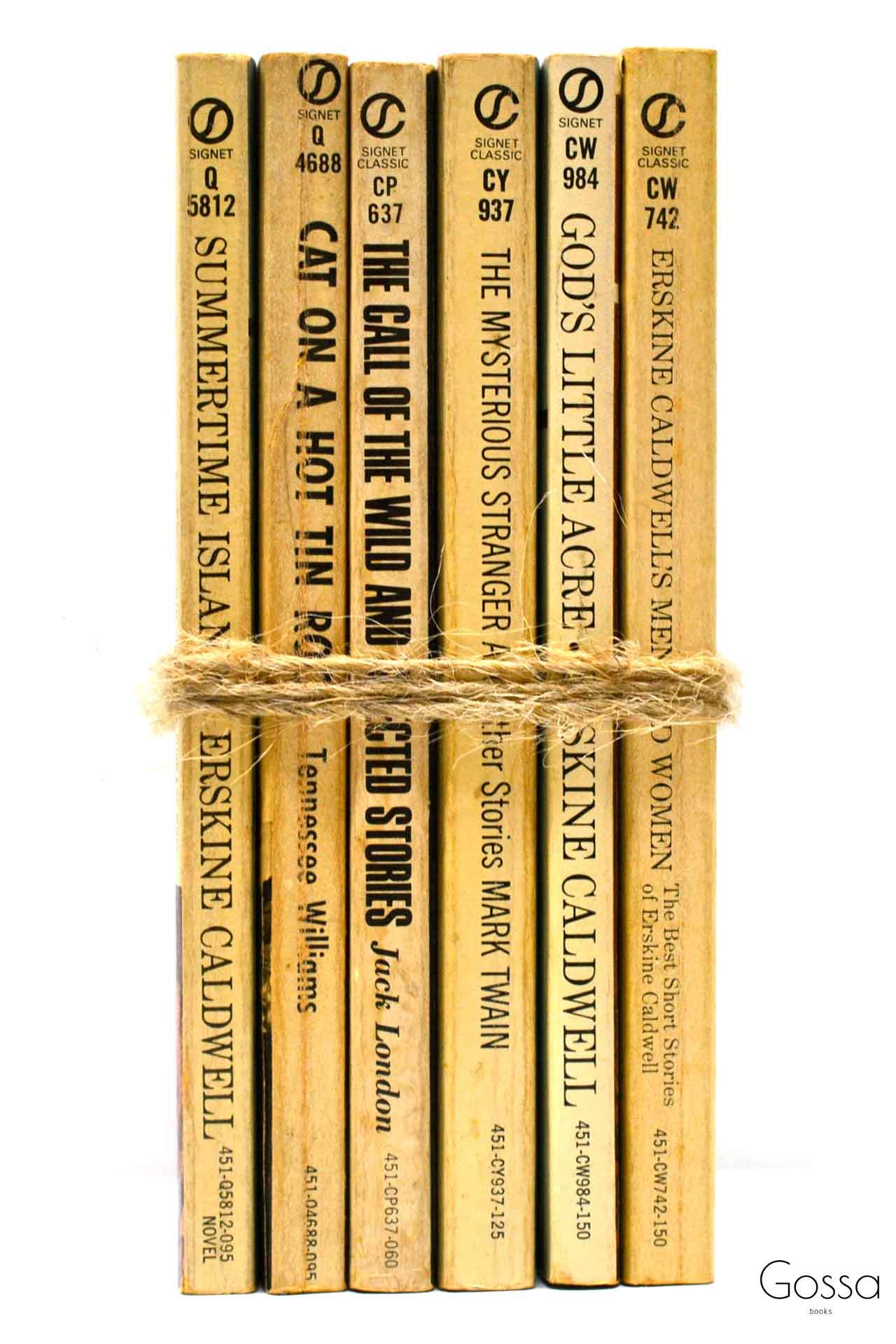 洋書 ディスプレイ用 6冊セット RZ-5975