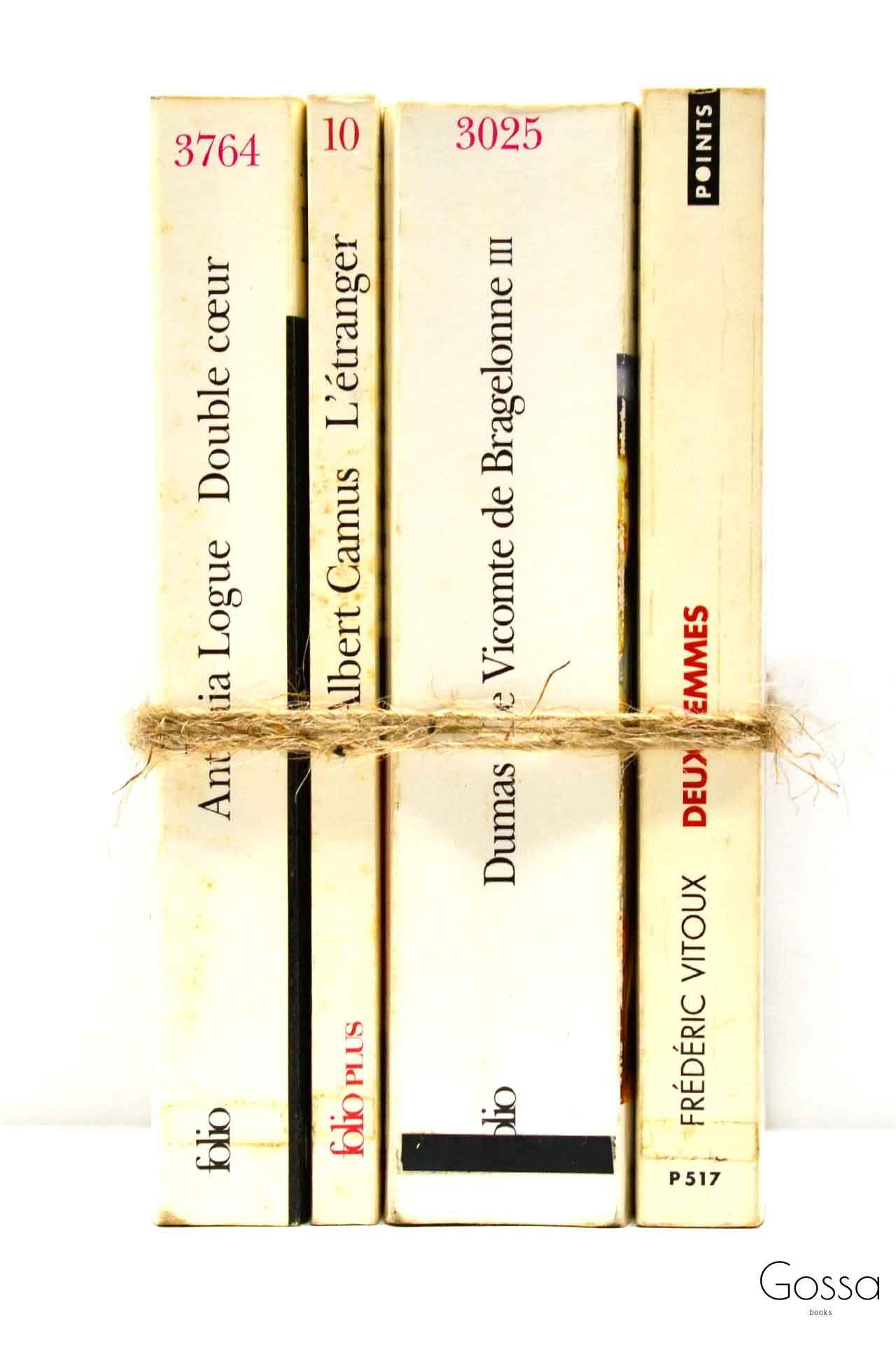 洋書 ディスプレイ用 4冊セット RZ-5992