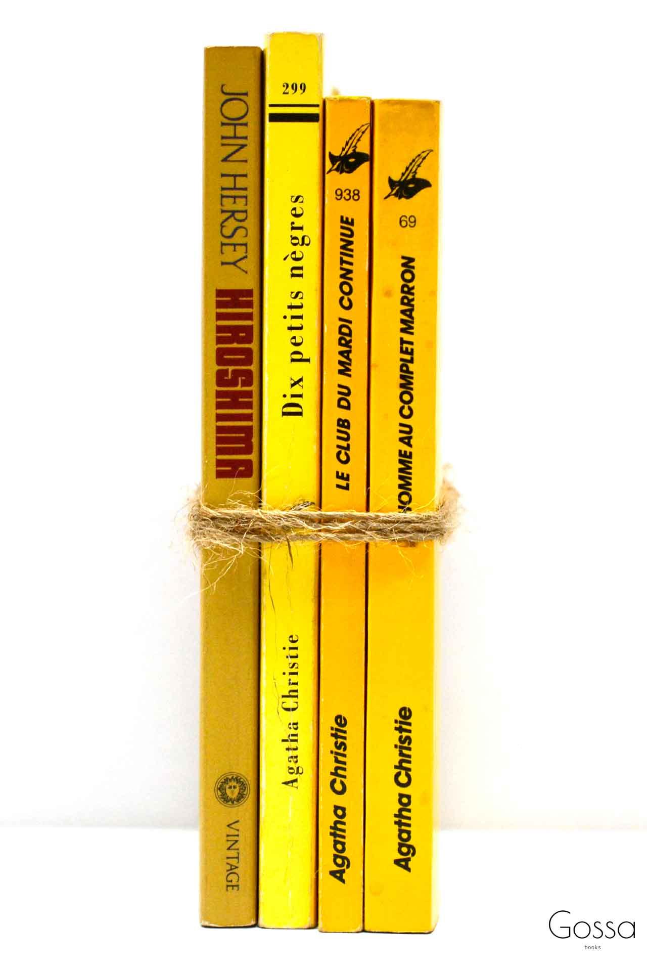 洋書 ディスプレイ用 4冊セット RZ-5993
