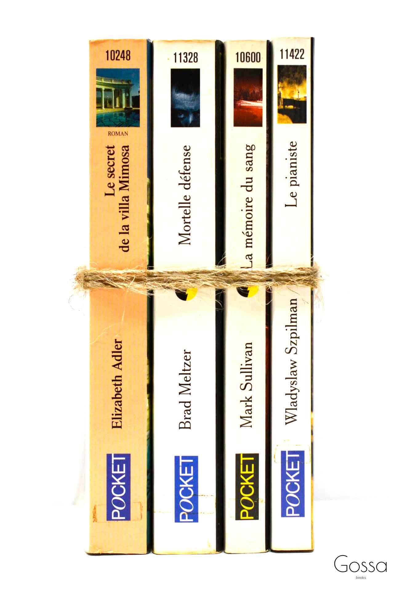 洋書 ディスプレイ用 4冊セット RZ-5995
