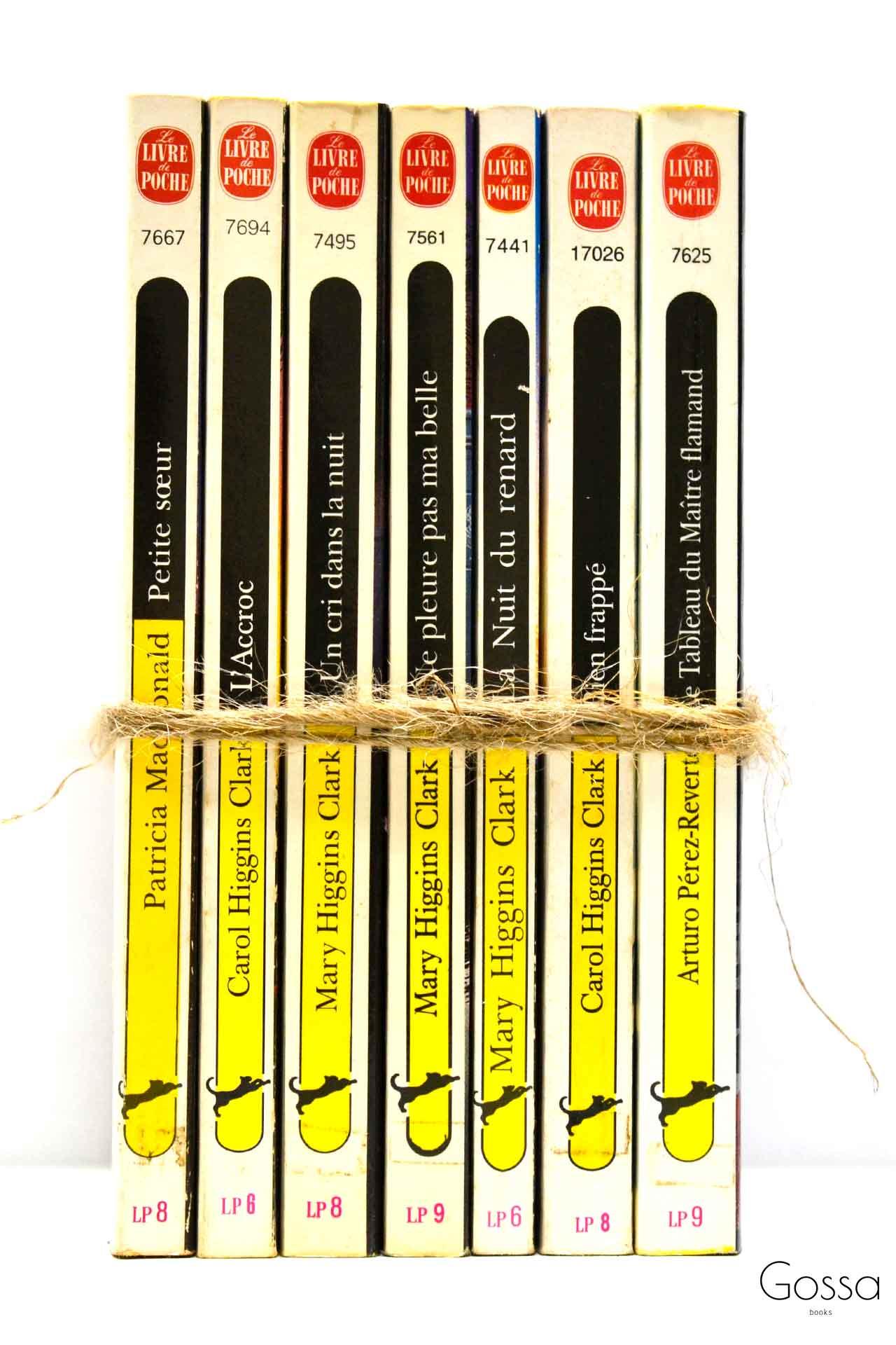 洋書 ディスプレイ用 7冊セット RZ-6019