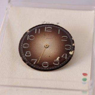 kotokoto OLD CLOCK BROOCH