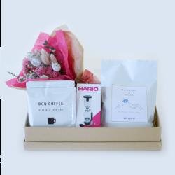 BON COFFEEの母の日ギフト2021 ミディアムパッケージ