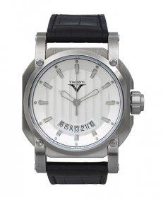 アウトレット 半額 ヴィスコンティ 2スクエアード アップ トゥ デイト エレガンス W101-01-101-010 腕時計 メンズ VISCONTI 2S