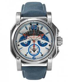 ヴィスコンティ 2スクエアード クロノグラフ スピードボート W105-03-144-0115 腕時計 メンズ VISCONTI 2Sq