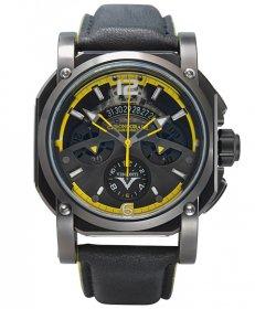 アウトレット 半額 ヴィスコンティ 2スクエアード クロノグラフ ロードスター W105-03-145-0616 腕時計 メンズ VISCONTI 2Squa