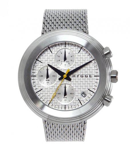 ヒュッゲ MSM2312C(CH) 腕時計 メンズ HYGGE