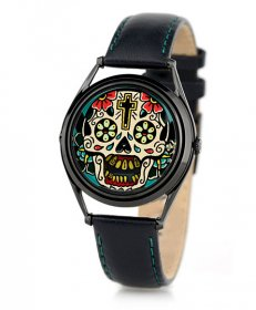 ミスタージョーンズウォッチ The Last Laugh Tatto Edition Automatic 腕時計 メンズ Mr Jones Watches