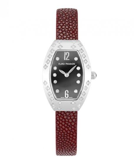 ユーロパッションウォッチ トノー・ディパー 922BA-GRD 腕時計 レディース EURO PASSION WATCH Tonneau Dip