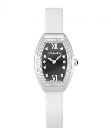 ユーロパッションウォッチ トノー・ワンローダイヤ 924BR-SWH 腕時計 レディース EURO PASSION WATCH Tonne