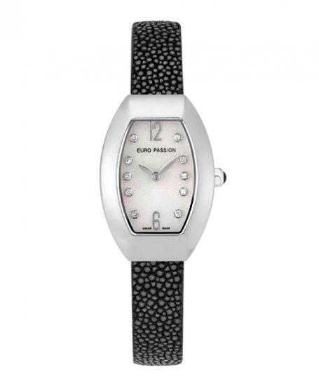 ユーロパッションウォッチ トノー・プレーン 925WA-GBK 腕時計 レディース EURO PASSION WATCH Tonneau Pla