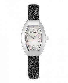 特価 73%OFF! ユーロパッションウォッチ トノー・プレーン 925WA-GBK 腕時計 レディース EURO PASSION WATCH Tonneau Pla