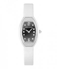 特価 73%OFF! ユーロパッションウォッチ トノー・ハーフパヴェ 923BA-SWH 腕時計 レディース EURO PASSION WATCH Tonneau