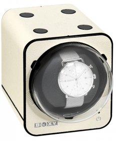 ボクシーデザイン ファンシーブリック ウォッチワインダー FBWF-LIV アダプター付 BOXY Design FANCY BRICK※時計は含まれません