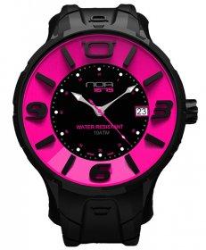 ワケあり アウトレット 73%OFF!  ノア イリス ブラック IRBP003 腕時計 メンズ レディース ユニセックス NOA IRIS BLACK ※入荷時期によってストラップはラバー