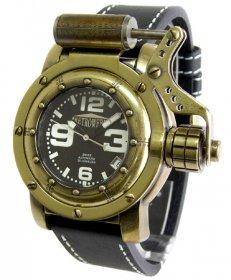 ワケあり アウトレット レトレック R-005 自動巻 腕時計 メンズ RETROWERK 200M防水