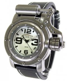 ワケあり アウトレット レトレック R-008 クオーツ 腕時計 メンズ RETROWERK 200M防水