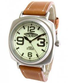 ワケあり アウトレット レトレック R-009 自動巻 腕時計 メンズ RETROWERK 200M防水