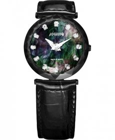 アウトレット 52%OFF ジョウィサ J1シリーズ サファイア 1.259.M 腕時計 レディース JOWISSA Magic Sapphire