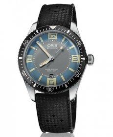 オリス ダイバーズ65 73377074065R 腕時計 ブルーダイヤル メンズ 自動巻 Oris Divers Sixty-Five 733 7707 4065R