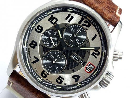 ルミノックス フィールドスポーツ クロノグラフ 自動巻き 腕時計 1869 LUMINOX