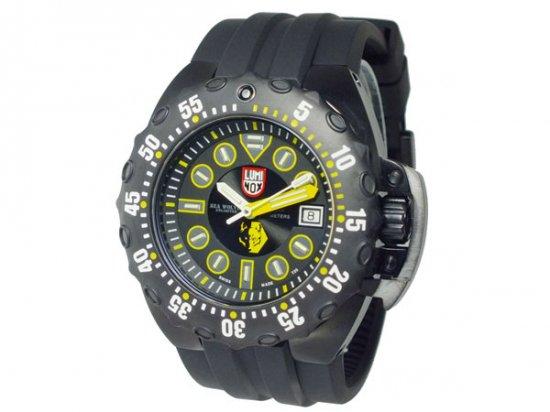 ルミノックス ディープダイブ スコット・キャセル 自動巻 腕時計 1526 LUMINOX
